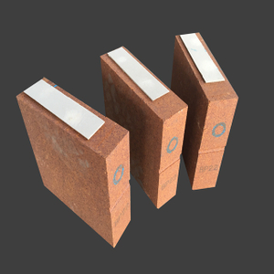 Refractory Hercynite Fire Brick for Burning Zone of Rotory Kiln