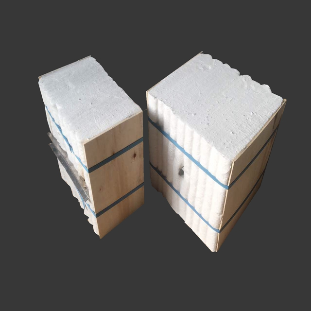 Refractory Ceramic Fiber Modules Thermal Insulation