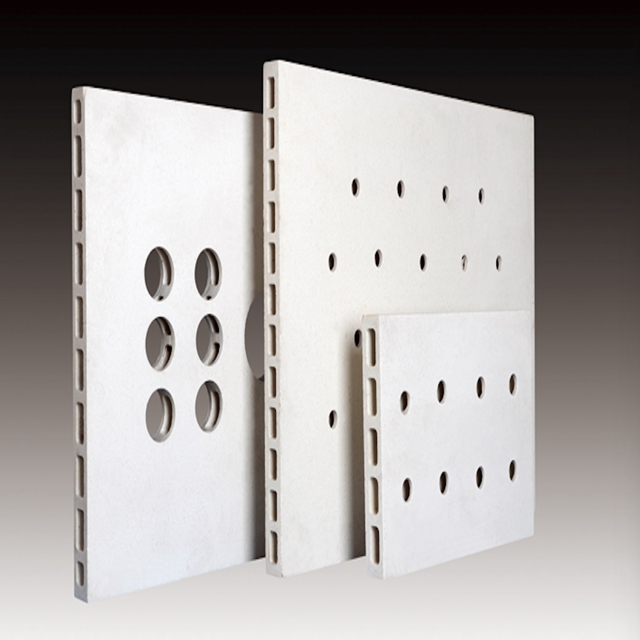 Cordierite Mullite Kiln Furniture of Extruded Batts