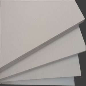 Asbestos Free Calcium Silicate Board 1100℃ High Temperature Resistance